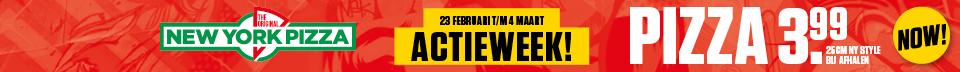 Actieweek februari 2018