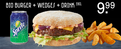 Bio Burger deal