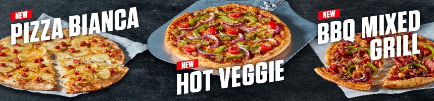 Actiepizza's bestellen bij New York Pizza
