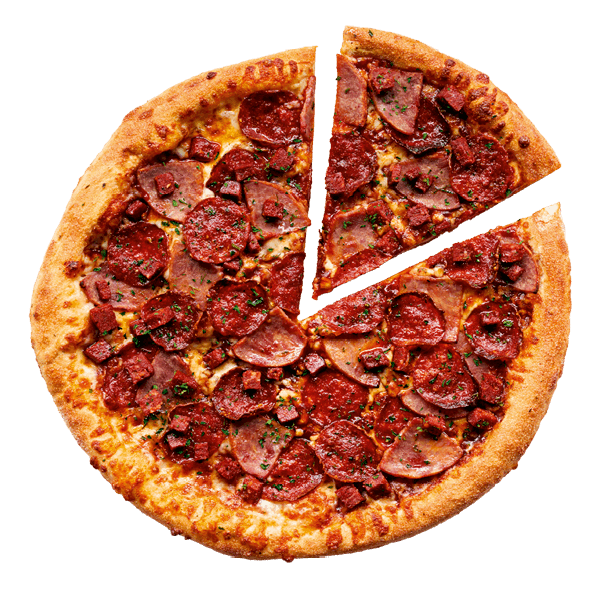 BBQ Meatlovers: pizza voor echte vleesliefhebber