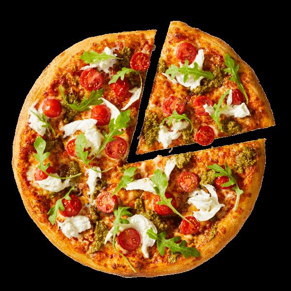 Carprese pizza bestellen bij New York Pizza