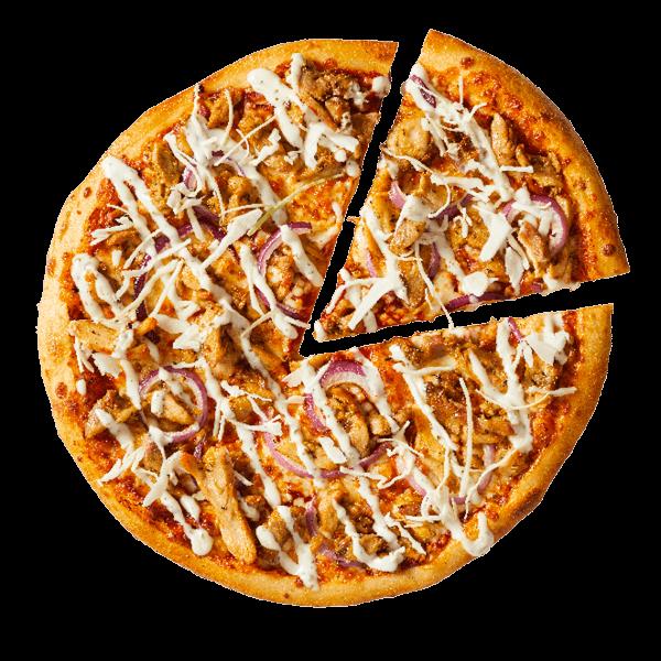 Gyros pizza bestellen bij New York Pizza