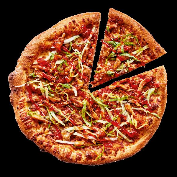 Hete Kip pizza