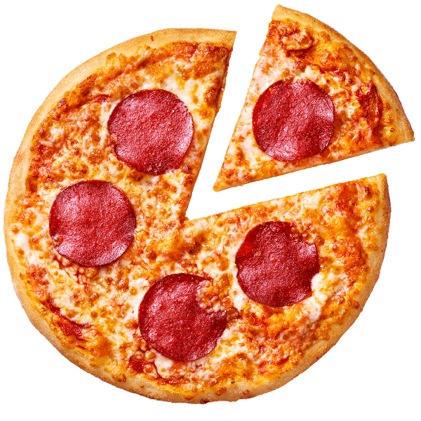Pizza Salami afhalen bij New York Pizza