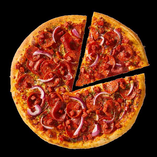 Triple Salami bestellen bij New York Pizza