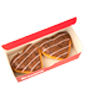 Dunkin' Donuts a Hazelnut Heart