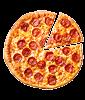 TVOH Pepperoni Pizza