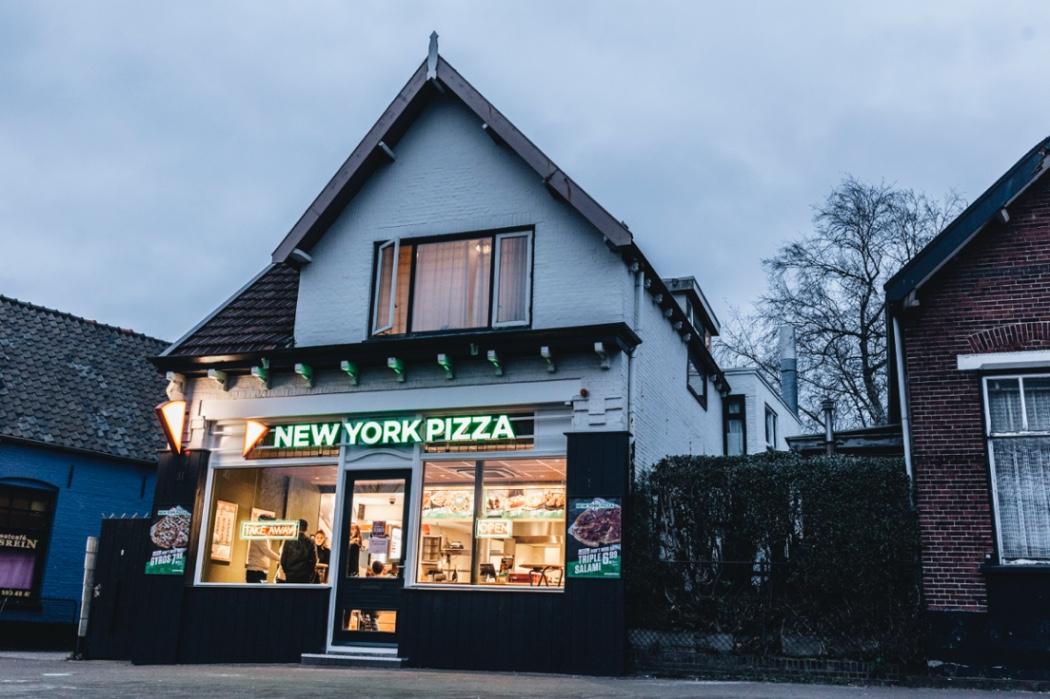 New York Pizza Hengelo Industriestraat