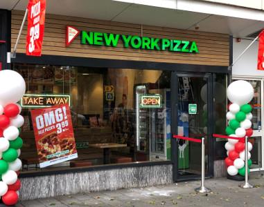 New York Pizza Alkmaar Koelmalaan