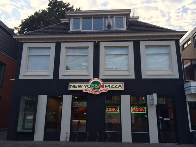 New York Pizza Apeldoorn Arnhemseweg