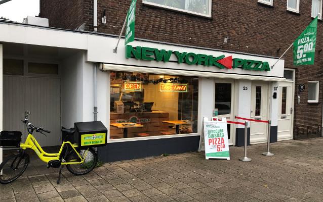 New York Pizza Heemskerk
