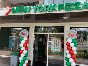 New York Pizza Nijkerk