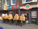 New York Pizza Zwolle Thomas A. Kempisstraat