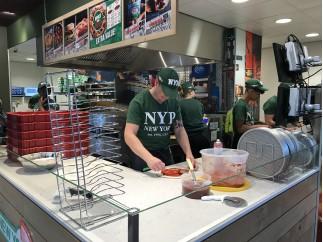 New York Pizza Amsterdam Buikslotermeerplein