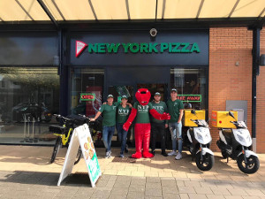 New York Pizza Purmerend Overlanderstraat