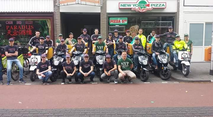 New York Pizza Tilburg Wandelboslaan
