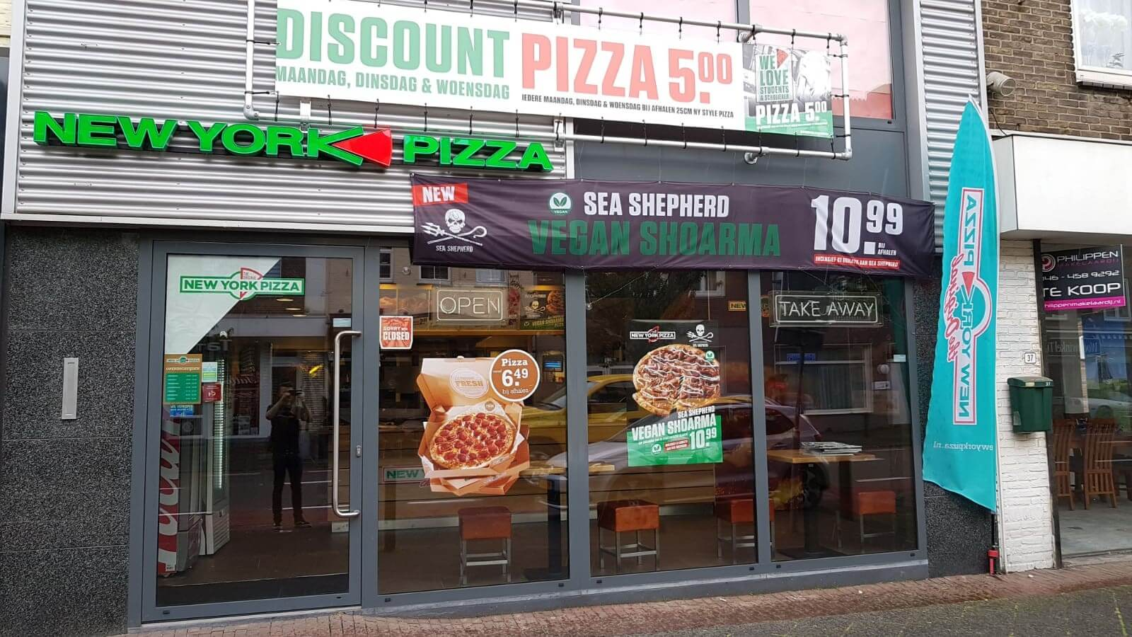 New York Pizza Geleen