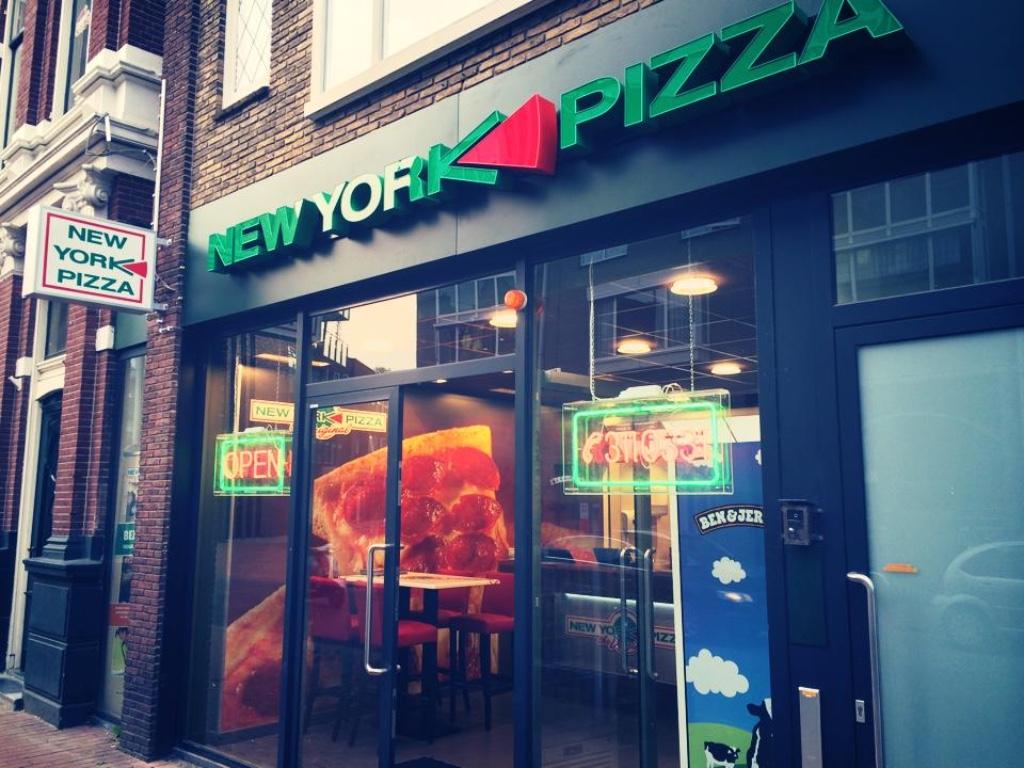 New York Pizza Groningen Nieuwe Ebbingestraat