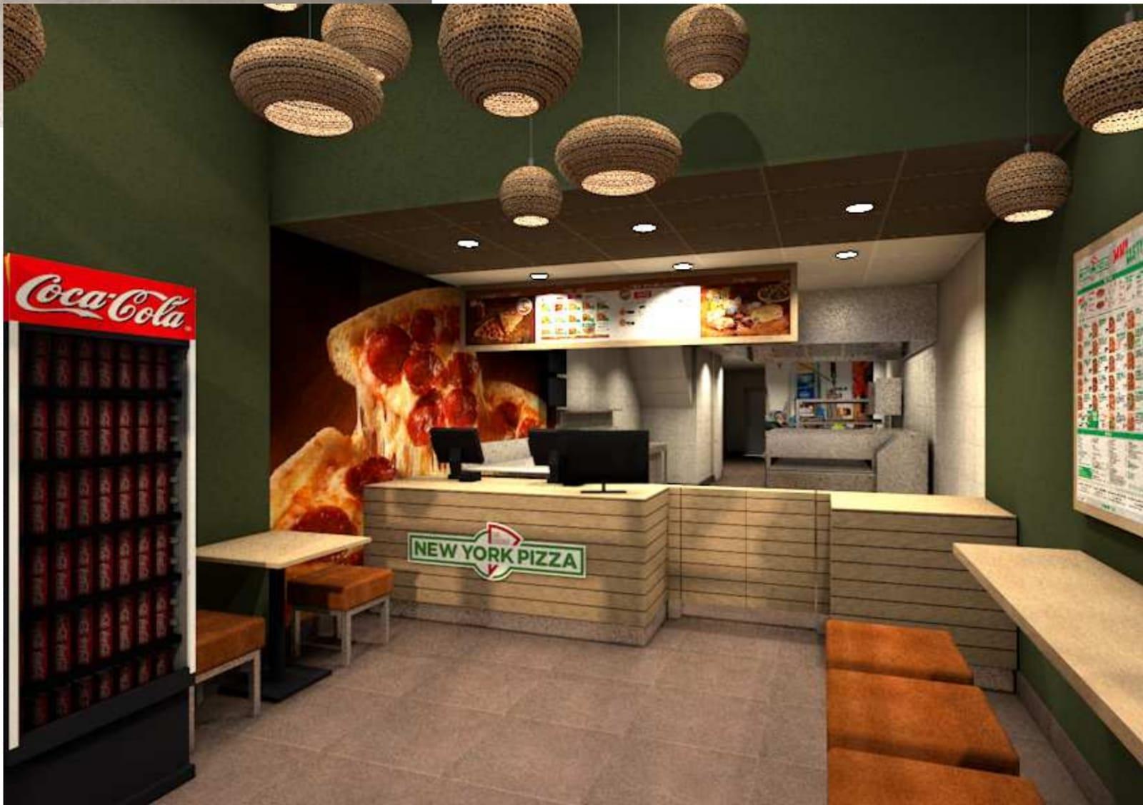New York Pizza Groningen Zonnelaan
